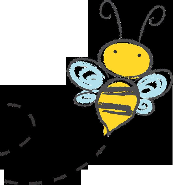 Süße Biene - yabayee, pixabay