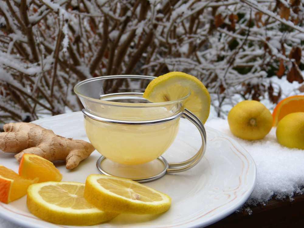 Tee mit Zitrone - silviarita, pixabay