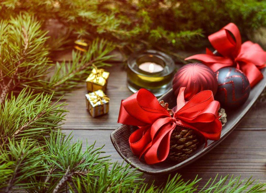 Weihnachten mit Geschenken, pixabay_monicore