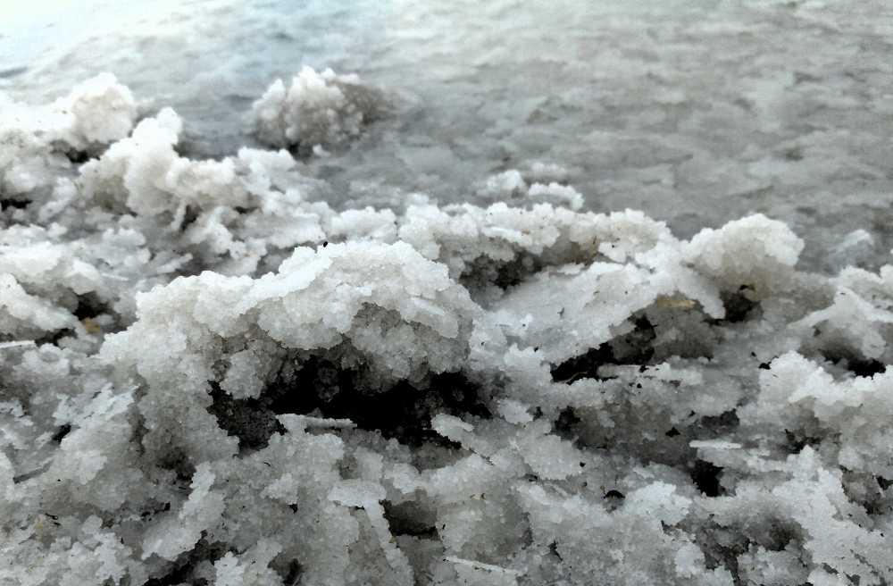 Totes Meer Salz, © Pixabay, PublicDomainPictures